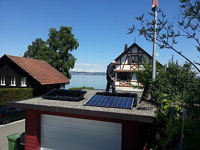 mobile photovoltaik anlage in m nsterlingen landschlacht. Black Bedroom Furniture Sets. Home Design Ideas
